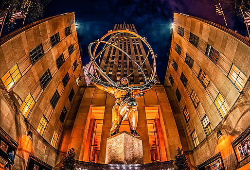 Atlas by James Howe