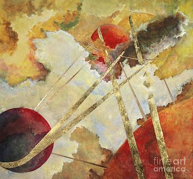 Atmospheric Bonds by Cheryl Myrbo
