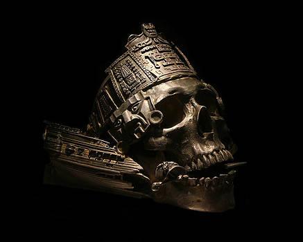 Erin Tucker - Atocha Silver Skull