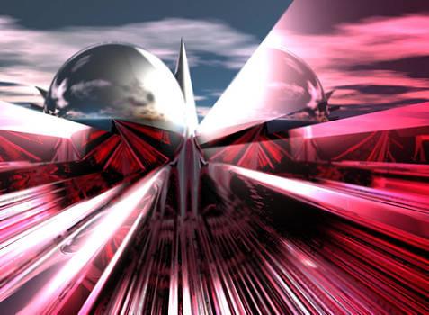 Atomic Art #1_P_300 by Stephen Donoho