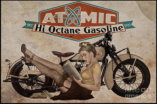 Atomic Gasoline by Cinema Photography