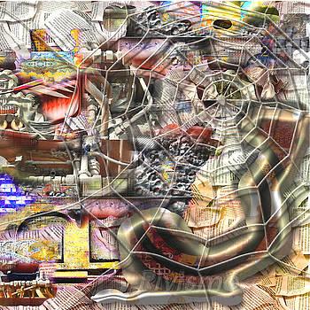 Atrapamiento experiencial by Ramon Rivas - Rivismo