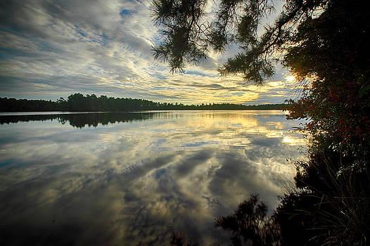 Dawn J Benko - Atsion Lake Sunset