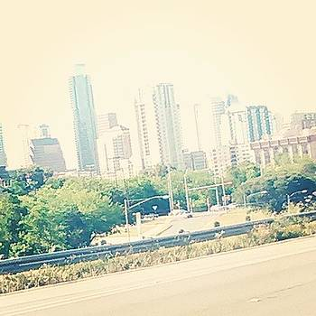 #atx, #downtown by Elisabeth Prudente