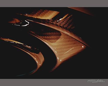 Audi 2014 RS7 Carbon Fibre Exhaust  by Shehan Wicks