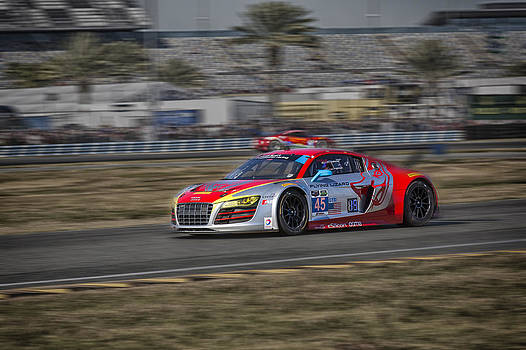 Audi R8 LMS by Bill Linhares