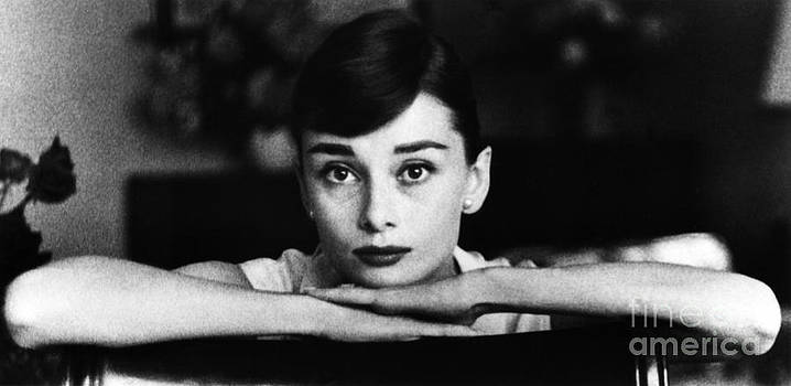 George Daniell - Audrey Hepburn