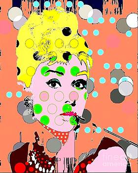 Audrey Hepburn by Ricky Sencion