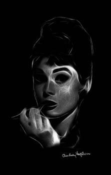 Steve K - Audrey in Black and White