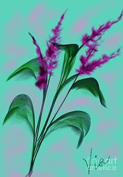 Judy Via-Wolff - August Bouquet