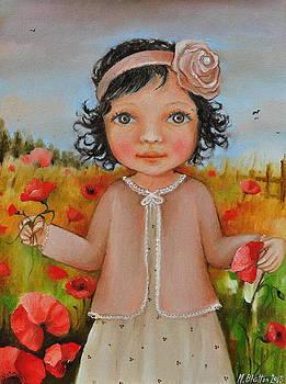 August Girl by Monica Blatton