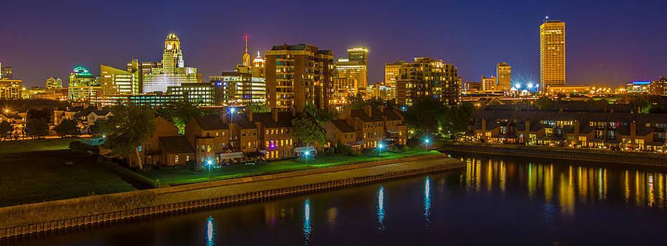 August Night In Buffalo by Don Nieman