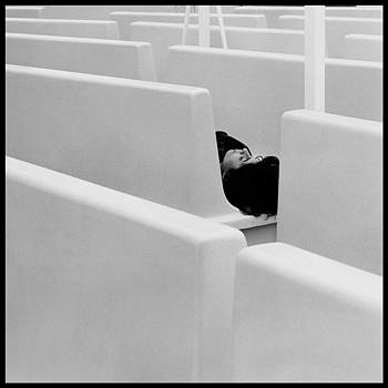 Augusto De Luca / bianco e nero 1983. 119 by Augusto  De Luca