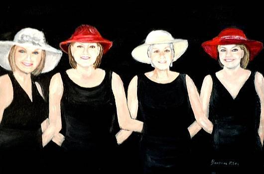 Aunt Rie's Hats by Barbara Pirkle