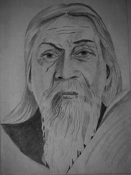 Aurobindo Ghosh by Sri venkat- Spread Happiness