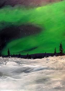 Aurora Borealis by Ken Ahlering