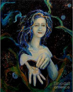 Aurora Borealis by Maureen Girard