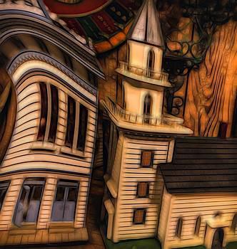 Thom Zehrfeld - Aurora Doll House