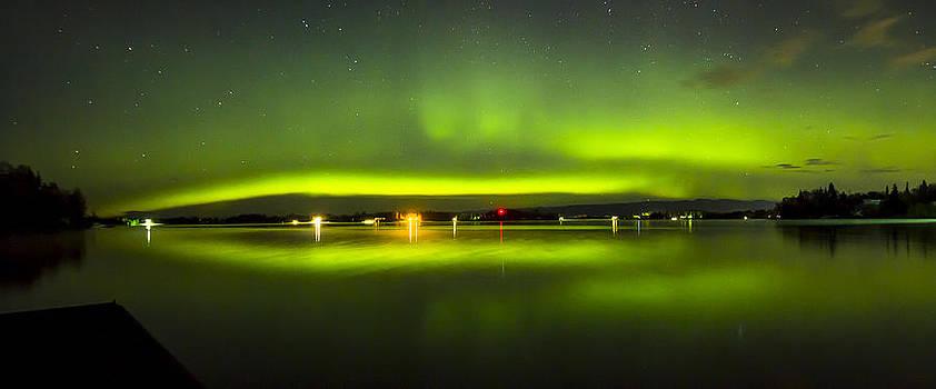 Aurora Lake by Kyle Lavey