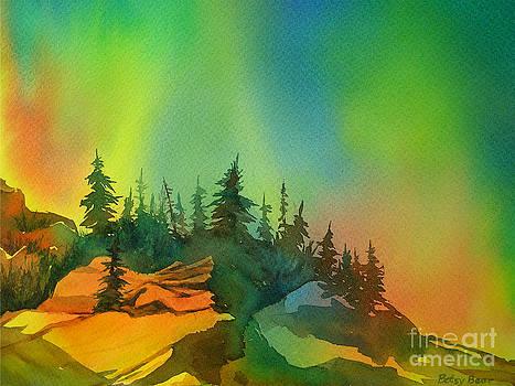 Aurora Rocks by Betsy Bear