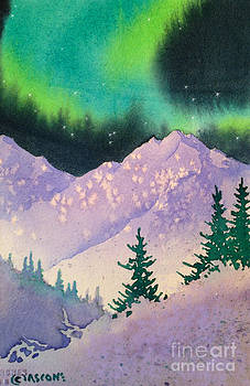 Aurora Winter by Teresa Ascone