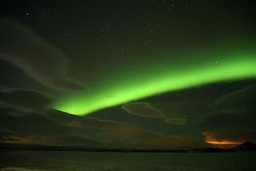 Auroral Band by Derek Sherwin