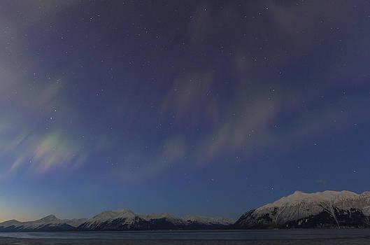 Tim Grams - Auroras Mountains Ocean