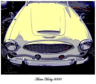 Austin Healey 3000 by Don Struke