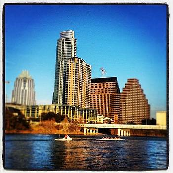 Austin, Love This Town by Sergio Coronado