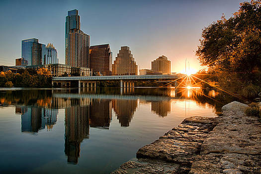 Austin Reflected Sunrise by Kayta Kobayashi