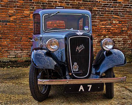 Austin Seven by Pete Hemington