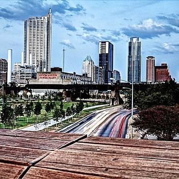 Austin Skyline | Pfluger Pedestrian by Christy LaSalle