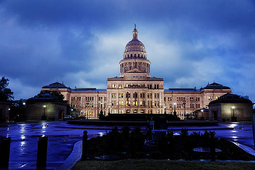Jo Ann Snover - Austin Texas Capitol