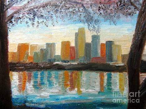 'Austin Texas' by Keya Majmundar
