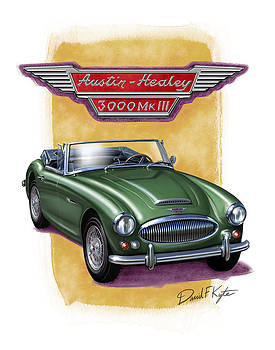 Austin3000-brg by David Kyte