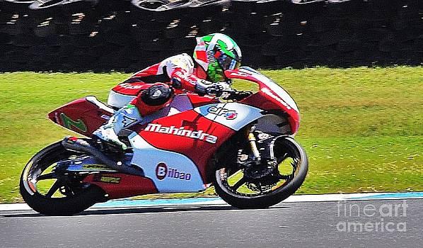 Australian 2013 Motor Grand Prix 3 by Blair Stuart