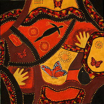 Australian Colours by Susan McLean Gray