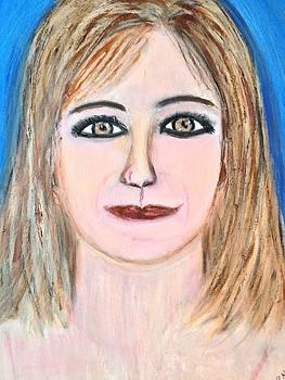 Autoportrait by Danielle Landry