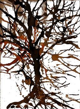 Autum Tree by Joseph Ferguson