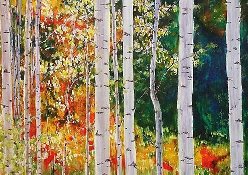 Autumn Light by Bryan Ahn