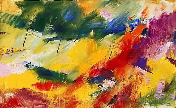 Abstraction by Mario Zampedroni