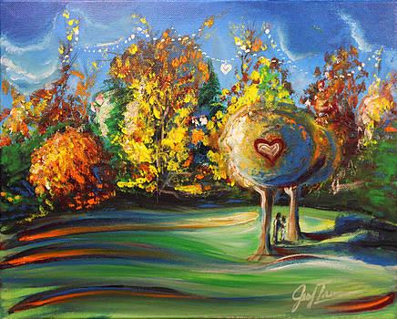 Autumn Afternoon by Jennifer Treece