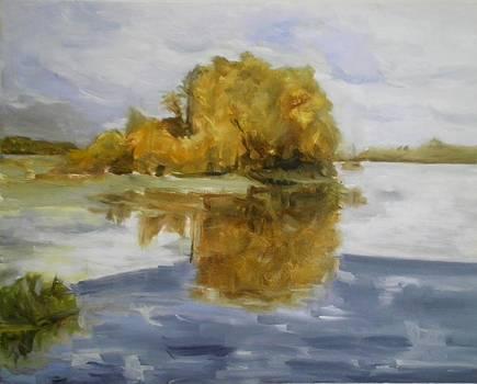 Autumn by Anna Kowalewicz
