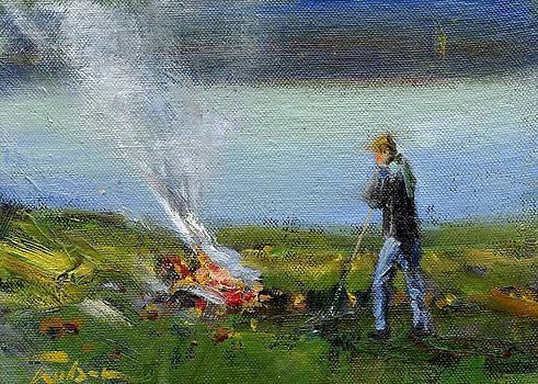 Autumn Aroma by Ron Wilson