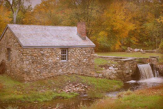 Autumn At Waterloo - The Blacksmith by Pat Abbott