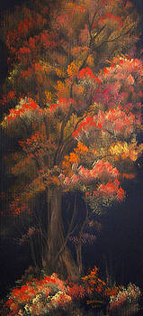 Autumn Beauty by Dorothy Maier