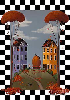 Autumn Blaze by Catherine Holman