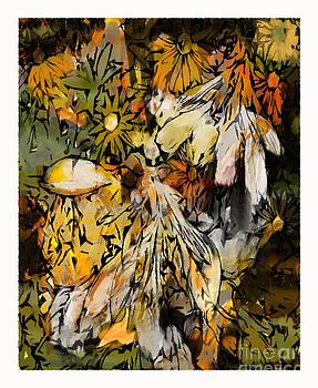 Autumn Blooms by Iris Posner