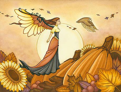 Autumn Breeze by Charity Dauenhauer
