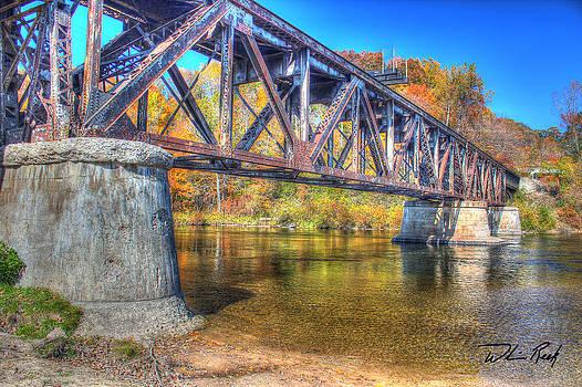 William Reek - Autumn Bridge